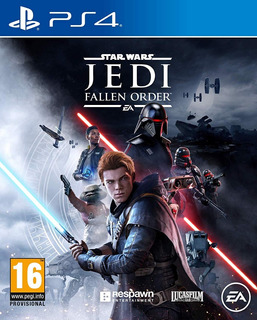 Star Wars Jedi Fallen Order Ps4 Fisico !!! Disponible!!