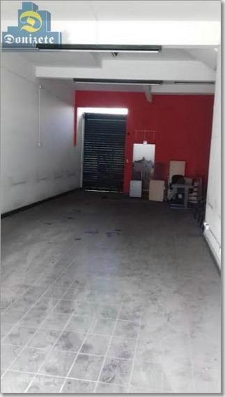 Salão Comercial Com Residência Para Venda Na Vila América. - Sl0011