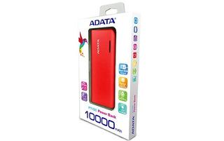 Bateria De Respaldo Power Bank Adata Pt100 10000mah/linterna