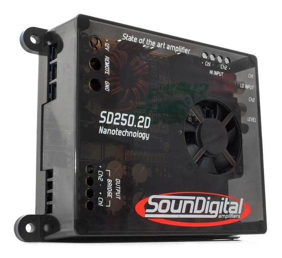 Modulo Amplificador Sd 250 Sd250 250.2 Sd250.2d Mono/estereo