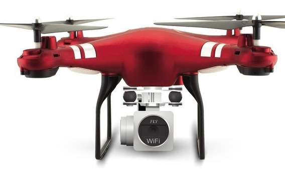 Drone X52 Hd Rtf 100 Mts Sem Controle