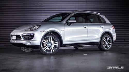 Porsche Cayenne 4.8 V8 Tiptronic S Hybrid At
