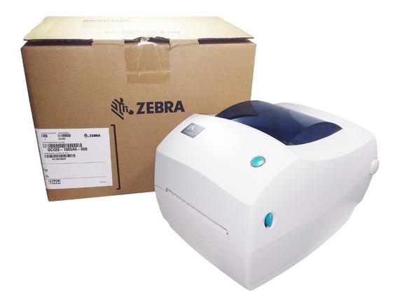 Impressora De Etiquetas Usb Zebra Gc420t 203dpi