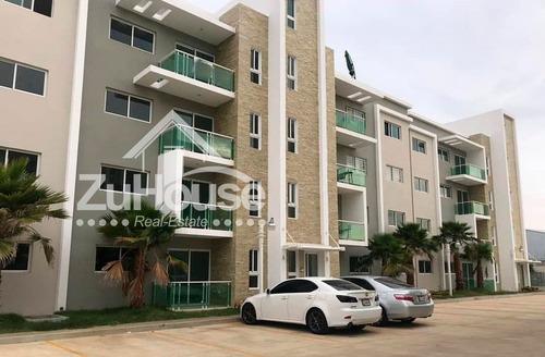 Moderno Penthouse Próximo A Pucmm Wpa85 A
