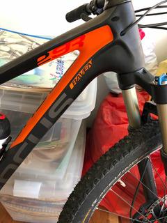 Bicicleta Focus Raven Full Accesorios+casco Nueva
