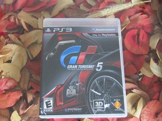 Gran Turismo 5 - Ps3 Midia Fisica - Ps3 Play 3
