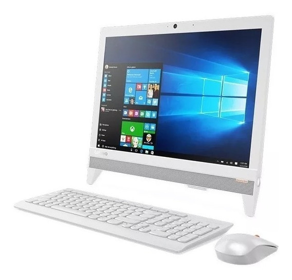 All In One Lenovo 310-20iap Pentium Quadcore 8gb 1tb 19