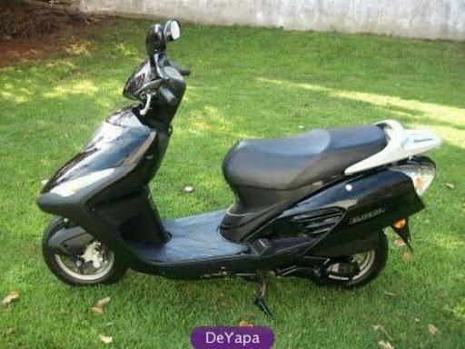 Moto Scooter Honda Elite, Barata, $2
