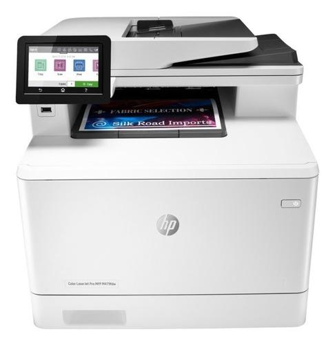 Impresora Mulrifuncional Laser Hp M479fdw