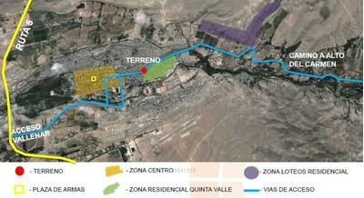 Plaza De Armas / Quinta Valle