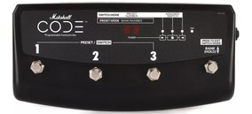 Pedal Footswitch Marshall Pedl-91009 Code Series