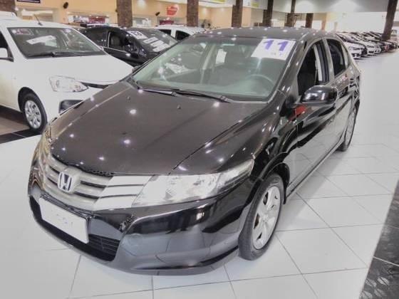 Honda City 1.5 Lx - 2011
