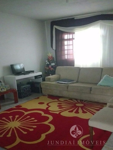 Vendo Ou Troco Casa Parque Almerinda Chaves- Jundiaí Dois Dormitórios - Ca00227 - 4311874