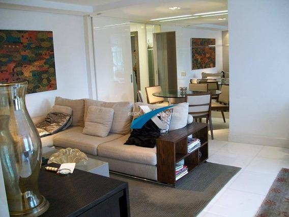 Apartamento À Venda 4 Quartos Lourdes. - Ap4690