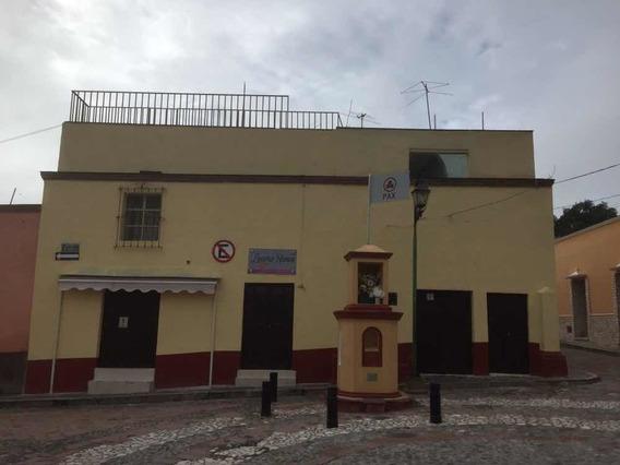 Casa En El Corazón De Bernal Renta De Fines De Semana