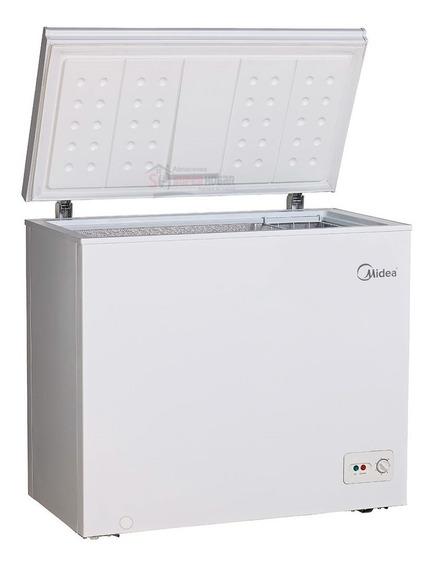 Congelador Horizontal Midea 200 Litros Con Nevera 7 Pies L