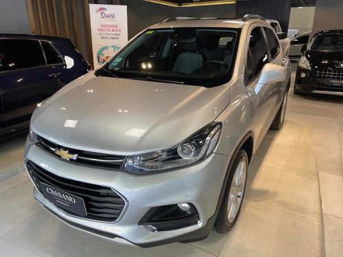 Chevrolet Tracker 1.8 Ltz+ 140cv 2018 Gris Cassano Automobil