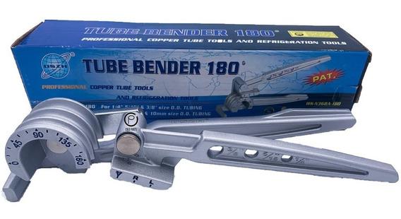 Doblador De Tubos Portátil Cobre Aluminio Refrigeracion