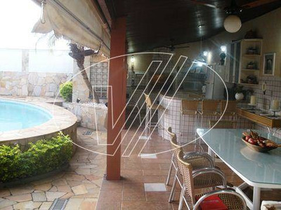 Casa À Venda Em Parque Taquaral - Ca022972