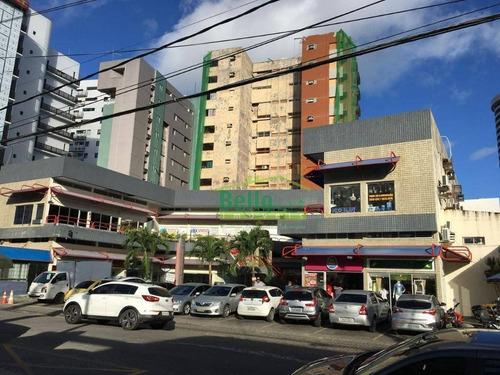 Loja À Venda, 44 M² Por R$ 180.000,00 - Graças - Recife/pe - Lo0138