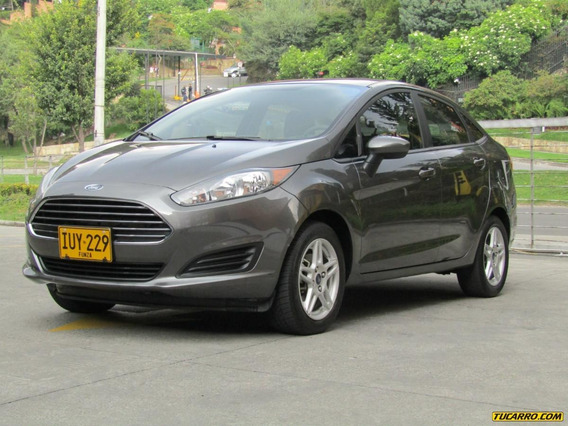 Ford Fiesta Se At 1600 Aa Ab Abs