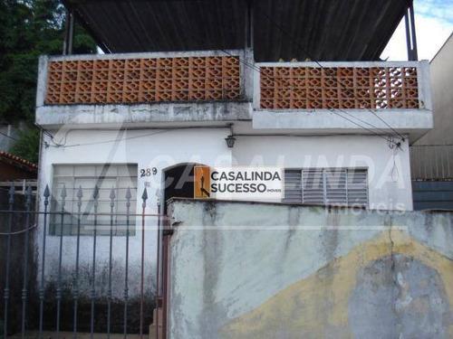 Casa Com 5 Dormitórios À Venda, 297 M² Por R$ 850.000,00 - Vila Esperança - São Paulo/sp - Ca1740
