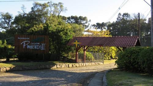 Imagem 1 de 13 de Terreno A Venda Jardim Dos Pinheiros Ii  - 864