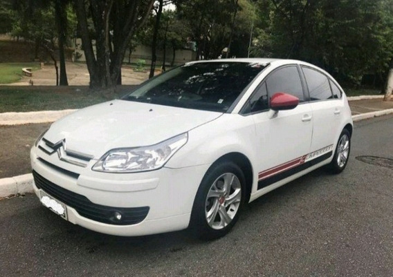 Citroën C4 2.0 Glx Competition Flex Aut. 5p 2014