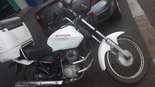 Imagem 1 de 3 de Moto Cg150 Job 2007 Honda