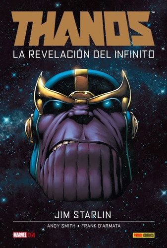 Marvel - Thanos 1 - 4 - Novela Gráfica