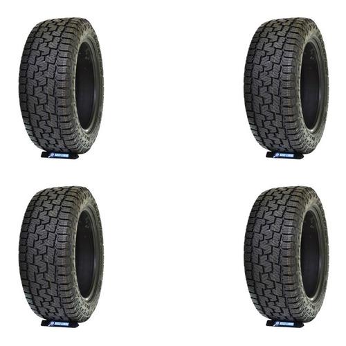 Set De 4 Llantas Pirelli 265/65 R17 Scorpion All Terrain
