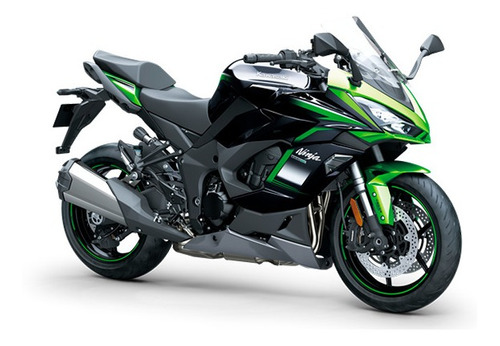 Kawasaki Ninja 1000 Sx 2021 Entrega Inmediata
