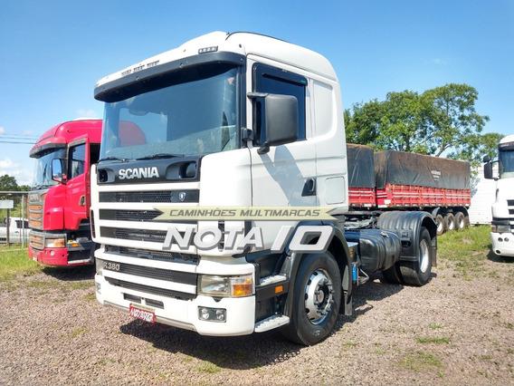 Scania R114 380 4x2 2006 Cavalo Mecânico Toco Revisado
