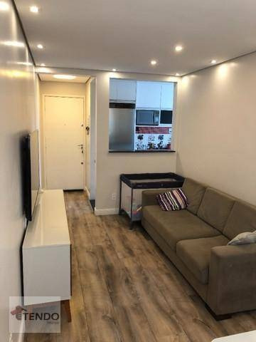Apartamento 48 M² - Venda - 2 Dormitórios - Vila Figueira - Suzano/sp / Imob03 - Ap1649