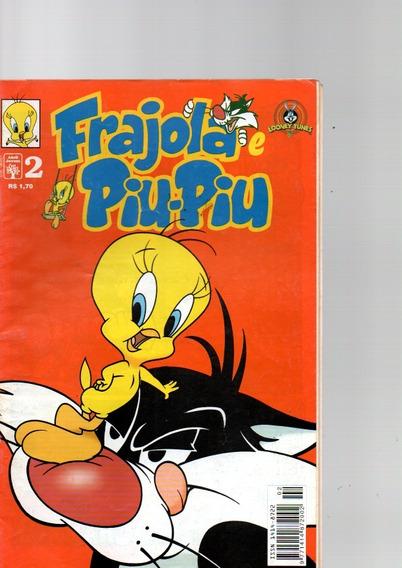 Kit 6 Hqs Do Frajola E Piu-piu Temas Diversos E 1998 & 1997
