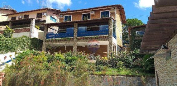 Belíssima Casa Duplex , C/ 300m2 - 4qts , 2 Suites , 4 Vagas - Oportunidade - Ca0272