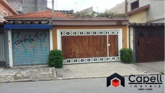 Casa 3 Dormitórios Com Suíte E Área De Lazer -alves Dias-sbc - 1517
