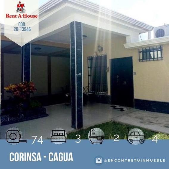 Casa En Venta En Cagua, Corinsa 20-13946 Scp
