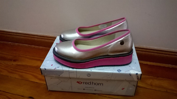 Zapatos De Mujer Red Horn Sin Uso!!!nº 35