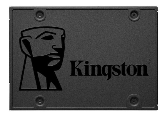 Hd Ssd 240gb 2.5 Sata 3 Kingston 7mm A400 Sa400s37/240gb
