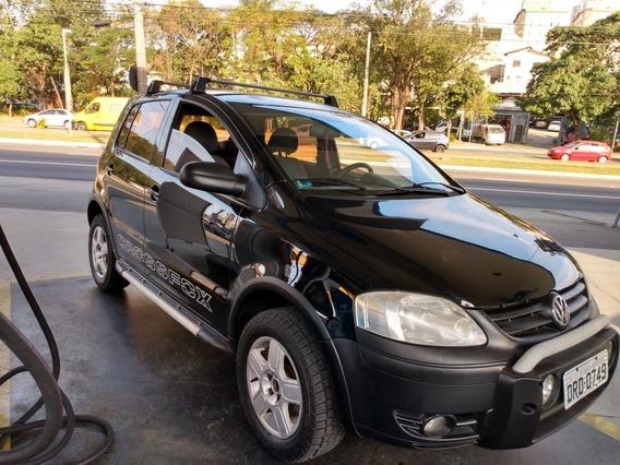 Volkswagen Crossfox 1.6 Total Flex 5p 2005