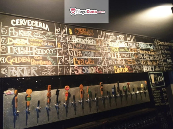Fondo De Comercio - Cervecería - Villa Bosch
