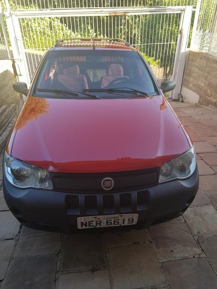 Fiat Strada 1.4 Fire Ce Flex 2p 80 Hp 2009