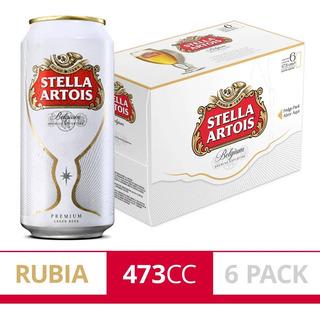 Stella Artois Lata 473ml / Lea La Descripcion/ Liniers.