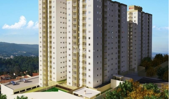 Apartamento Em Condomínio Padrão Para Venda No Bairro Santa Terezinha, 2 Dorm, 1 Vagas, 48 M - 597