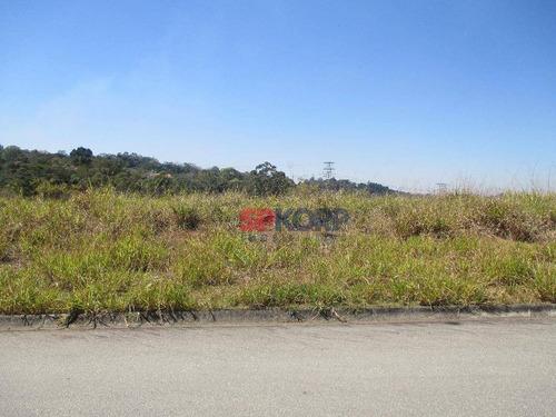 Imagem 1 de 30 de Terreno À Venda, 560 M² Por R$ 360.000,00 - Reserva Santa Maria Nature - Jandira/sp - Te0903