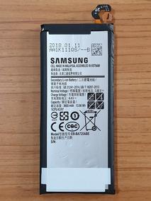 Bateria Original Samsung A7 2017 / J7 Pro * Removida *