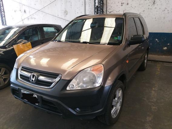 Honda Crv 2004 Automát - Muy Buen Estado - Service Oficiales