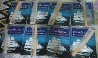Coleção Navio Veleiro Cisne Branco, Editora Altaya
