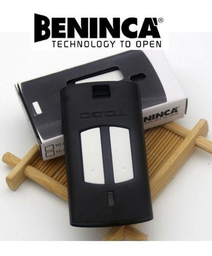 Imagen 1 de 2 de Control Remoto Original /puertas Automaticas / Beninca